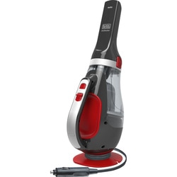 BLACK+DECKER - Aspirateur  main sans fil DUSTBUSTER  Auto 12V avec action cyclonique - ADV1200