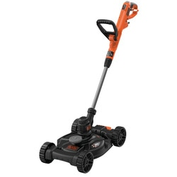 BLACK+DECKER - 550W 30CM POWERCOMMAND 3in1 Strimmer With Mower Base - BESTE630CM