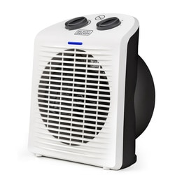 BLACK+DECKER - Radiateurventilateur 2000W - BXSH2000E