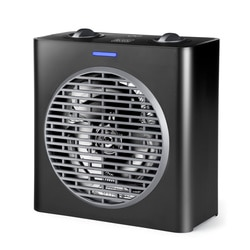 BLACK+DECKER - Radiateurventilateur compact 2000W - BXSH2003E