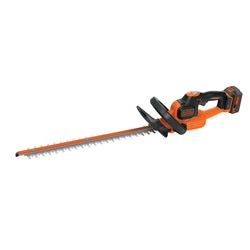 BLACK+DECKER - TailleHaies sans fil LITHIUM 18 V POWERCOMMAND 4 Ah  50 cm - GTC18504PC