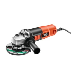 BLACK+DECKER - Meuleuse dangle 115mm 900W - KG901