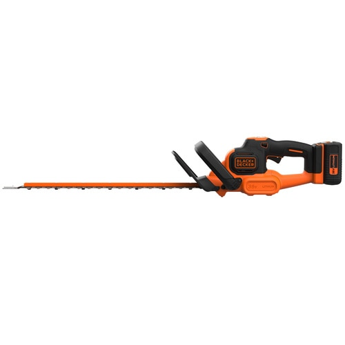 BLACK+DECKER - Taillehaies 55cm  Lithium 36V POWERCOMMAND  25 AH - BCHTS3625L1