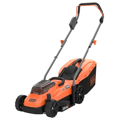 BLACK+DECKER - TONDEUSE 33CM  LITHIUM 18V  SANS BATTERIE - BCMW3318N