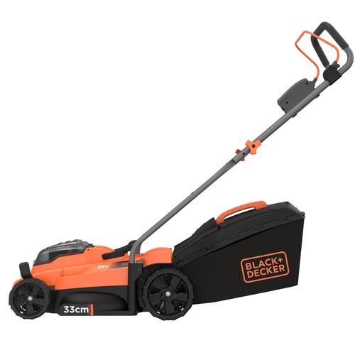 BLACK+DECKER - Tondeuse 33cm  Lithium 36V  Sans batterie - BCMW3336N
