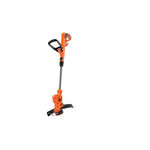 BLACK+DECKER - Coupebordures filaire  25 cm  450 W  Vitesse de coupe variable EcoTurbo - BESTA525