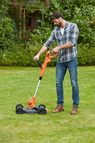 BLACK+DECKER - Outil 3 en 1 550W 30CM - BESTA530CM