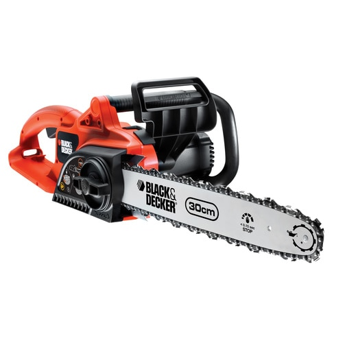 BLACK+DECKER - Tronconneuse 1800W  30cm - GK1830