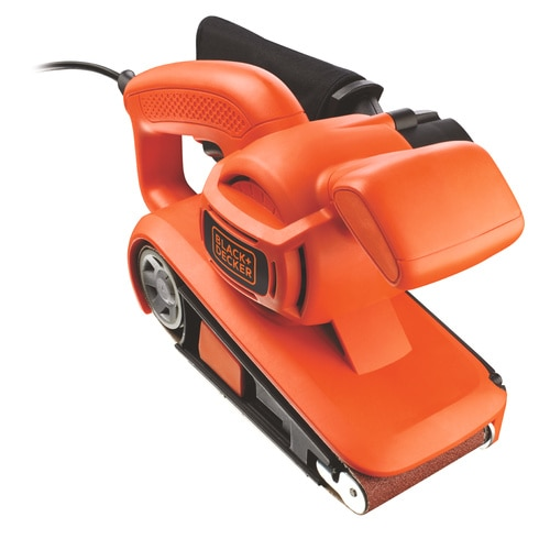 BLACK+DECKER - Ponceuse  bande 75x457mm  720W - KA86
