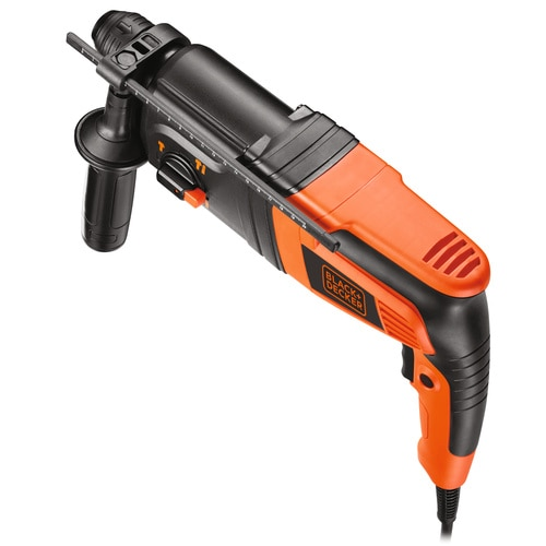BLACK+DECKER - Perforateur pneumatique 550W 16J - KD885KC