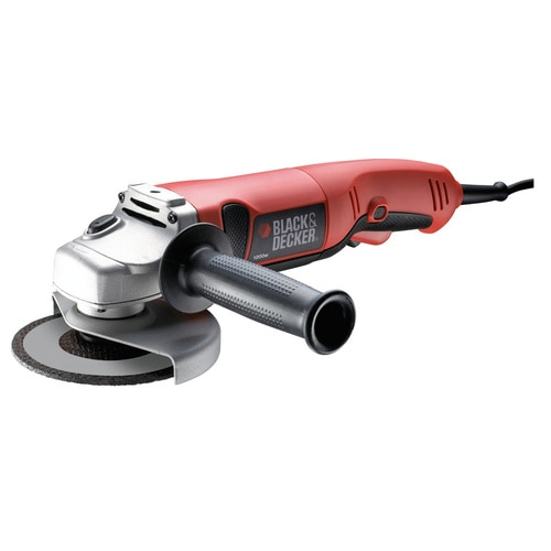 BLACK+DECKER - Meuleuse dangle 125mm  1200W - KG1200K