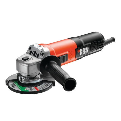 BLACK+DECKER - Meuleuse dangle 115mm 750W - KG750
