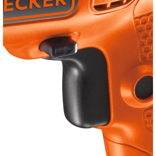 BLACK+DECKER - Perceuse  percussion 500W - KR504RE