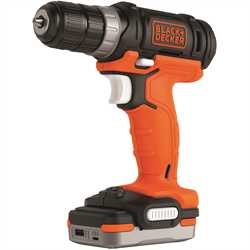 BLACK+DECKER - Perceuse visseuse sans fil 12V USB  sans batterie - BDCDD12S1