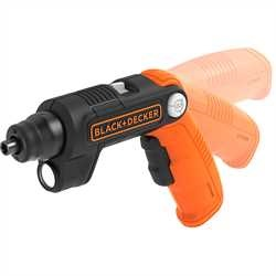 BLACK+DECKER - Tournevis avec lampe LED  36V - BDCSFL20C