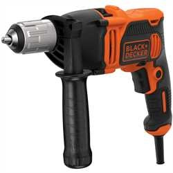 BLACK+DECKER - Perceuse  percussion 850W - BEH850K