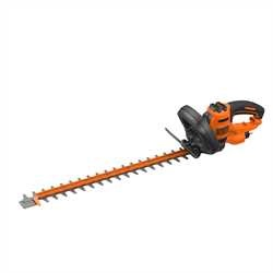 BLACK+DECKER - TailleHaies 60cm  600W  avec lame de scie - BEHTS501