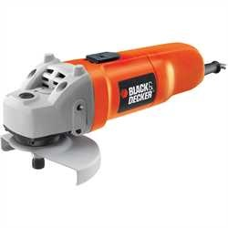 BLACK+DECKER - Meuleuse dangle 115mm  710W - CD115K