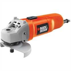BLACK+DECKER - Petite meuleuse dangle 115mm  710W - CD115