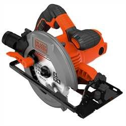 BLACK+DECKER - SCIE CIRCULAIRE 1500 WATTS - CS1550K