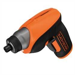BLACK+DECKER - Tournevis 36V Lithium avec renvoi dangle - CS3652LC