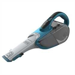 BLACK+DECKER - Aspirateur  main DUSTBUSTER LITHIUM 108V 2AH  bleu ocan - DVJ320J