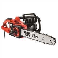 BLACK+DECKER - 2200W 40cm Chainsaw - GK2240TX