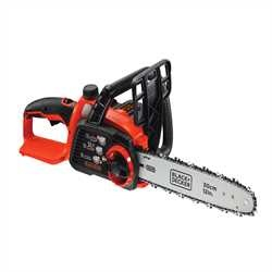 BLACK+DECKER - Trononneuse Lithium 36V   30cm  20Ah - GKC3630LB