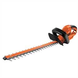 BLACK+DECKER - Taillehaies 500W lame 55cm  coupe branches 29cm - GT5055KIT2