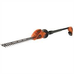 BLACK+DECKER - Taillehaies sur perche 43cm LITHIUM 18V 20Ah - GTC1843L20