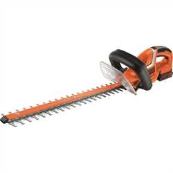 BLACK+DECKER - Taillehaies 50cm LITHIUM 18V 20Ah - GTC1850L20