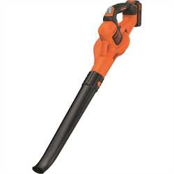 BLACK+DECKER - Souffleur 18V 2Ah POWERCOMMAND - GWC1820PC