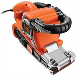 BLACK+DECKER - Ponceuse  bande 75x533mm  720W - KA88