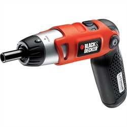 BLACK+DECKER - Tournevis Lithium poigne pivotante 36V - KC36LN