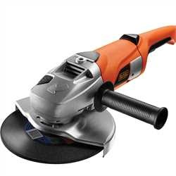BLACK+DECKER - Meuleuse dangle 230mm  2000W - KG2000K