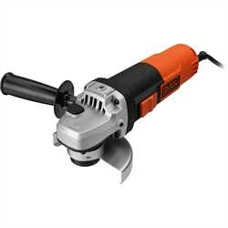 BLACK+DECKER - Meuleuse 115mm  710W - KG711