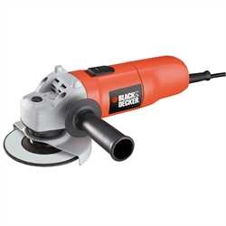 BLACK+DECKER - Meuleuse dangle 125mm  701W - KG725