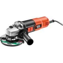 BLACK+DECKER - Meuleuse dangle 115mm 900W - KG901K