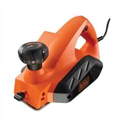 BLACK+DECKER - Rabot 650W - KW712