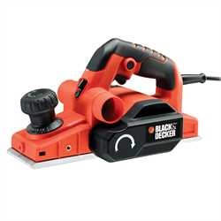 BLACK+DECKER - Rabot 2mm 750W - KW750K