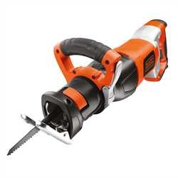 BLACK+DECKER - Scie sabre 1050W - RS1050EK