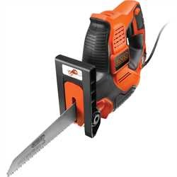 BLACK+DECKER - Scie gone scorpion Autoselect 500W - RS890