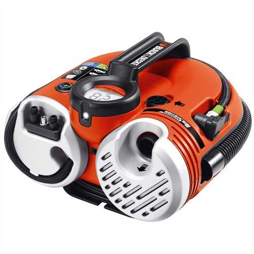 BLACK+DECKER - Compresseur sans fil 11BAR160PSI - ASI500