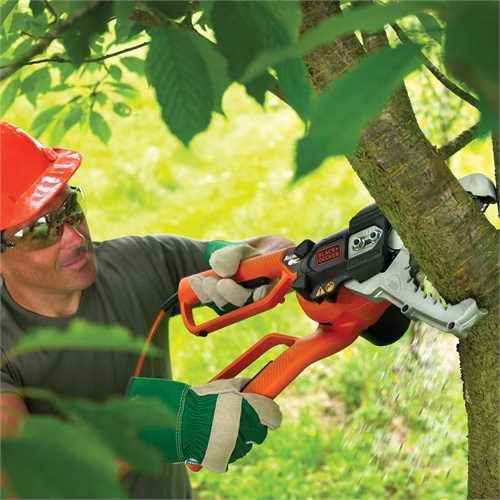 BLACK+DECKER - Coupebranches Alligator 550W - GK1000