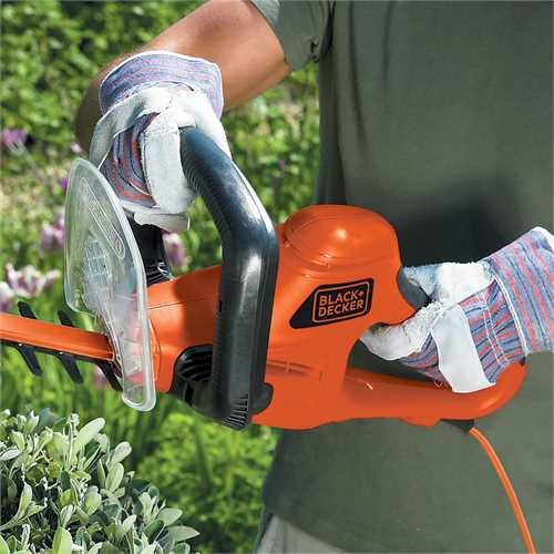 BLACK+DECKER - Taillehaies 65cm  650W - GT6530