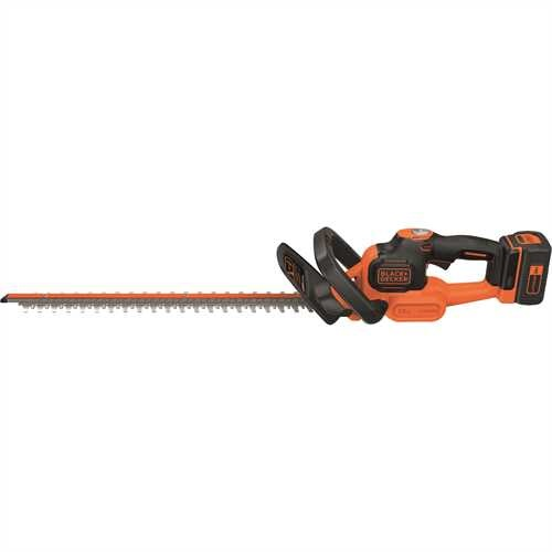 BLACK+DECKER - Taillehaie 36V 2Ah 55CM POWERCOMMAND antiblocage - GTC36552PC