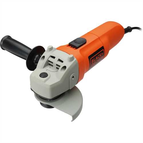 BLACK+DECKER - Meuleuse dangle 115mm 750W - KG115