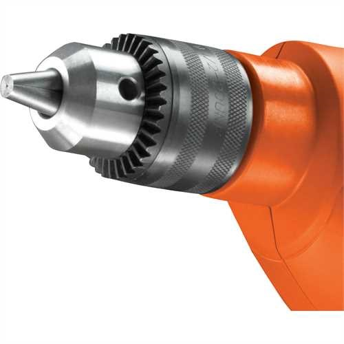 BLACK+DECKER - Perceuse  percussion 500W - KR504