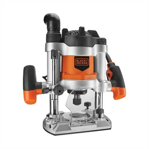 BLACK+DECKER - Dfonceuse lectronique 1600W - KW1600EKA