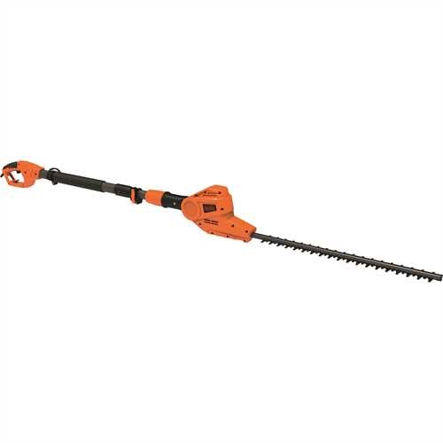 BLACK+DECKER - 550W Taillehaie tlscopique - PH5551